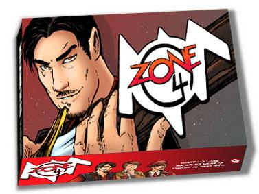Zone 4 Board Game Mock-Up